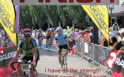 Hypnosis for endurance cycling