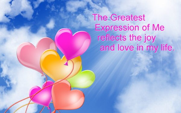Love and joy at the end of life ~ Becoming the Greatest Expression of You