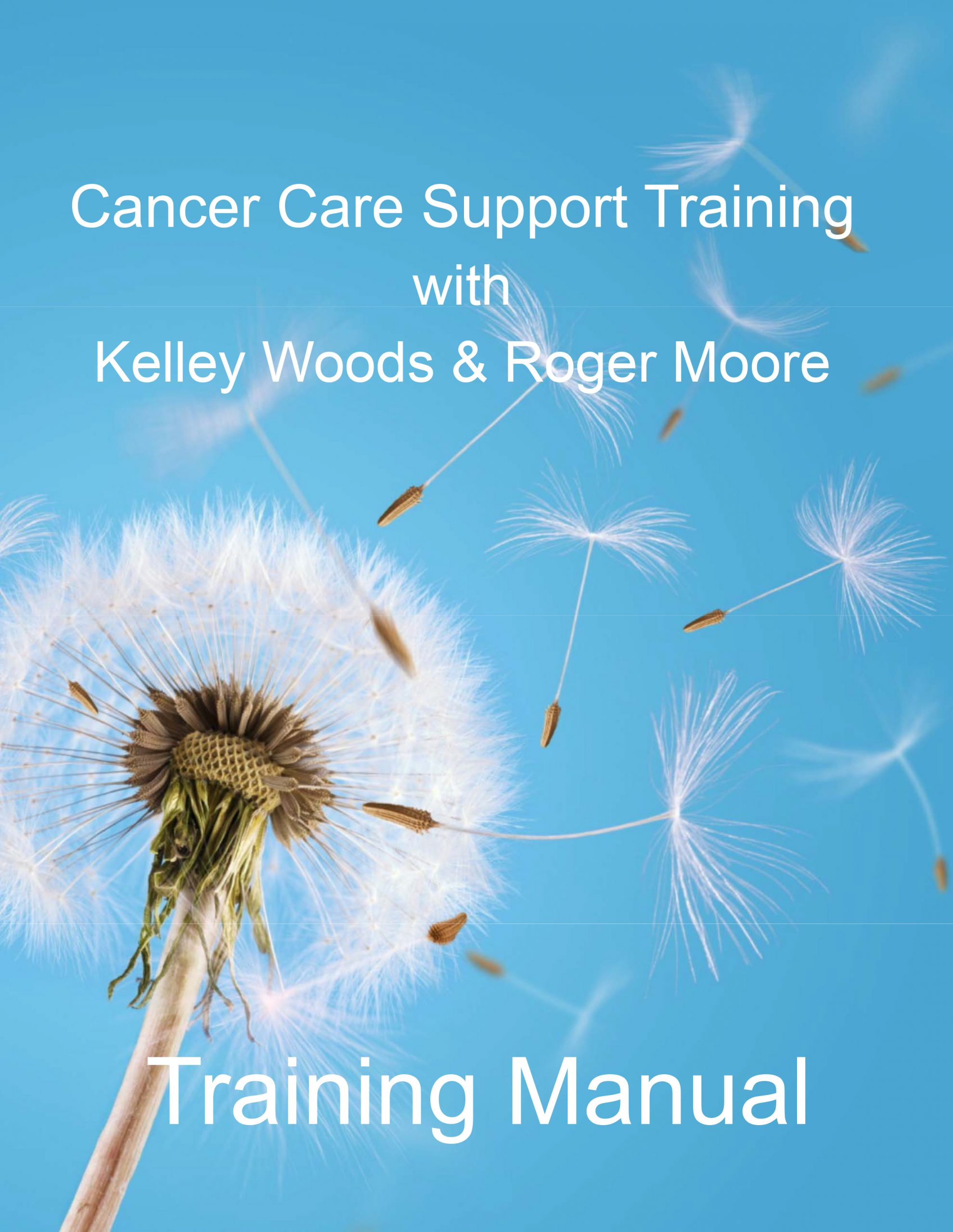 Cancer Care Support Training: Hypnotic Approaches that Help Training Manual