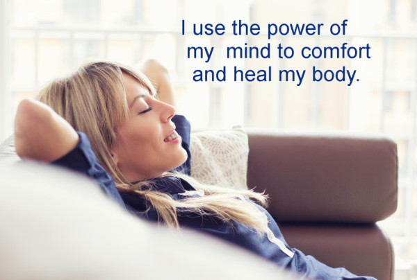 Self-hypnosis for pain control