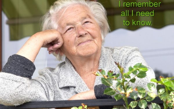 Hypnosis for senior memory confidence