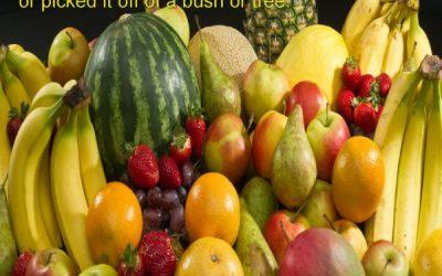 Juicing is not healthy!