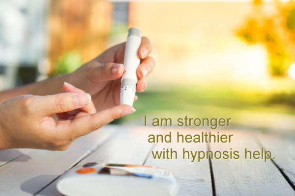 Hypnosis for diabetes