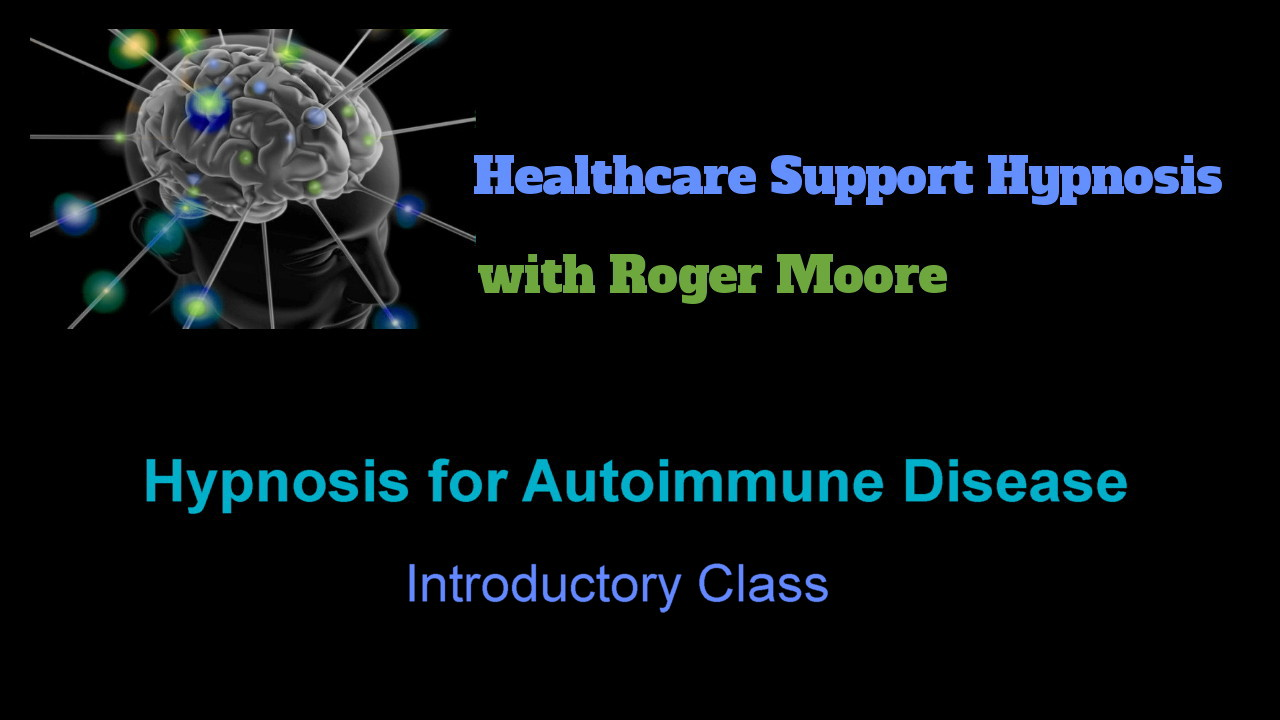 Hypnosis for Autoimmune Disease