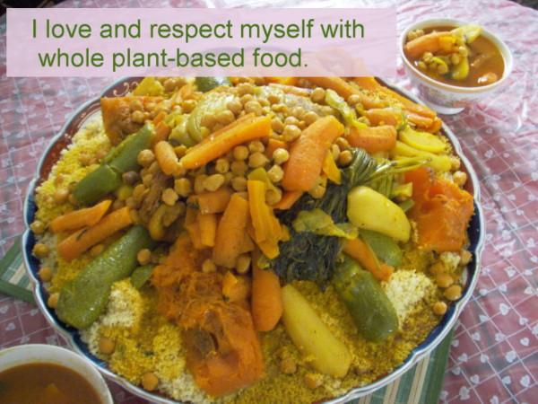 Plant-based lifestyle