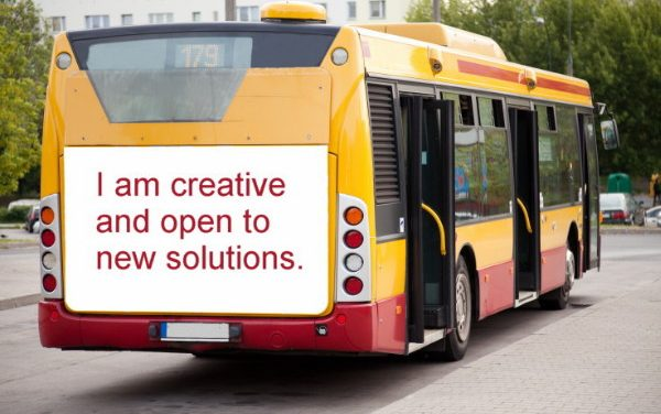 Take the bus ~ Becoming the Greatest Expression of You