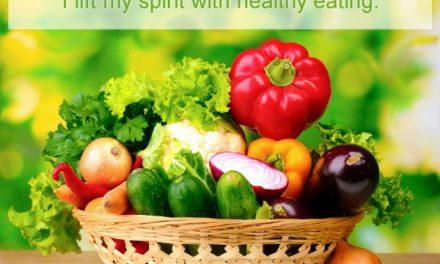 Healthful Diet Helps Prevent Depression