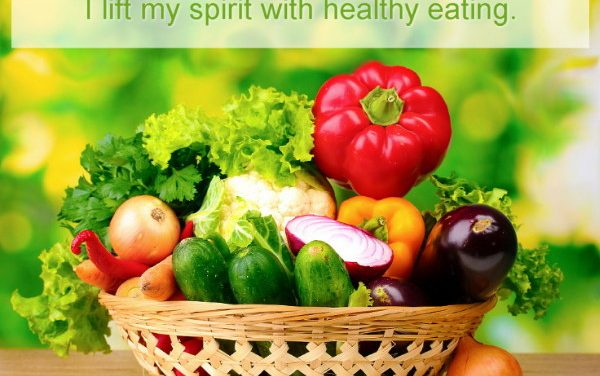 Healthful Diet Helps Prevent Depression