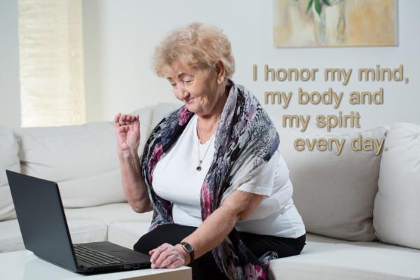 Online hypnosis