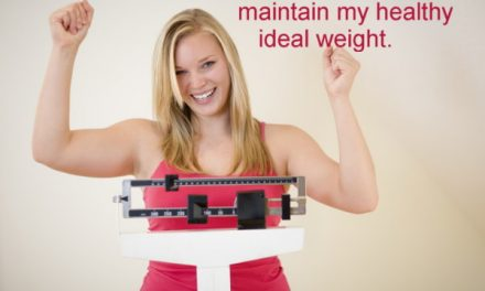 Weigh daily to lose weight