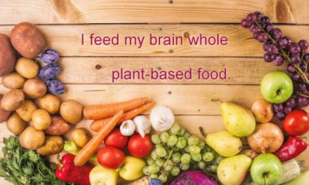 Food to cool brain inflammation