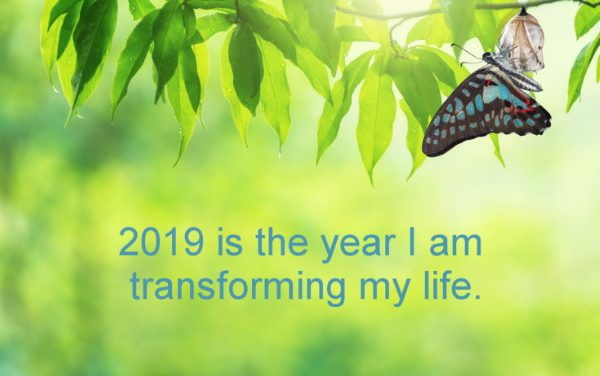 Happy & Healthy 2019 from Palm Desert Hypnosis with Roger Moore