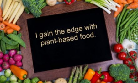 Eat plant-based to gain edge in sports