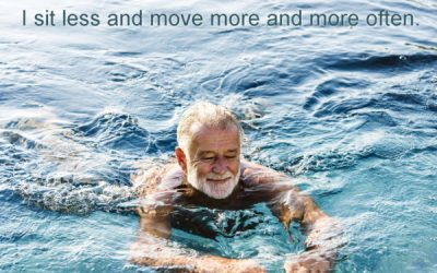 Get moving to avoid an early death