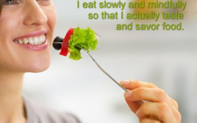 Hypnosis to boost your taste buds and lose weight