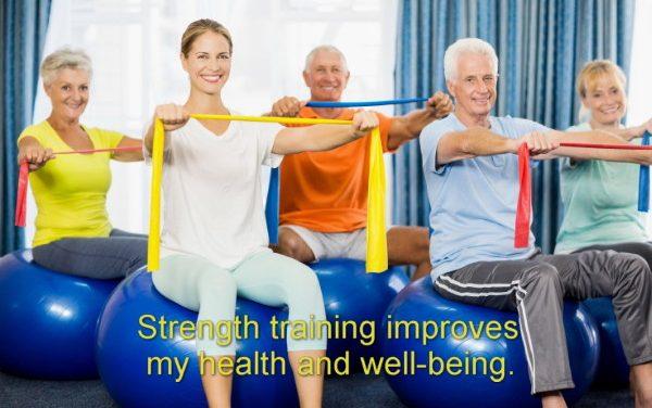 Live longer: Lift weights