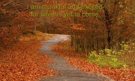 Happy Thanksgiving! 12th Annual Gratitude Dance