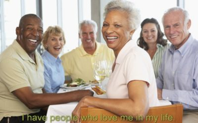 Relationships Are the Secret to Healthy Aging