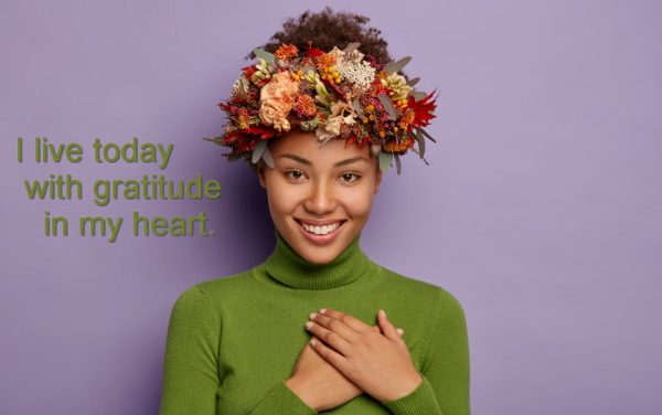 Rewire your brain with gratitude