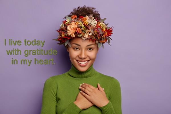 Rewire your brain with gratitude
