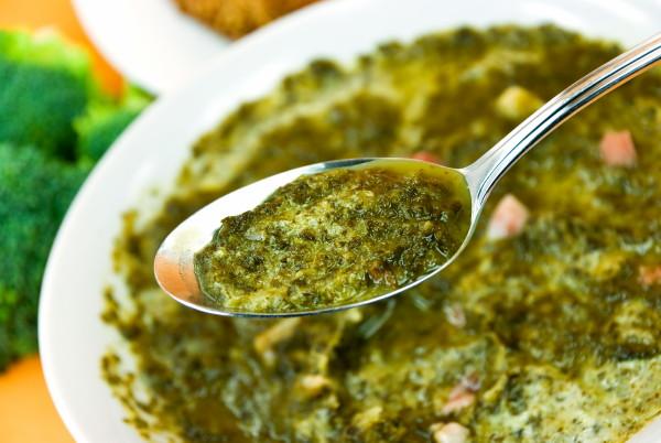 Cindy's Broccoli Kale Potato Soup