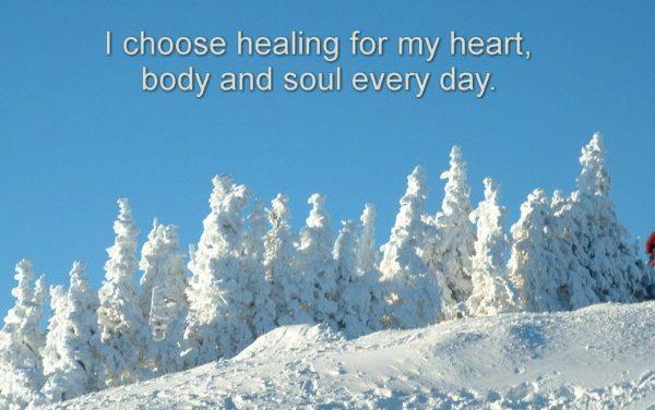 Come Healing