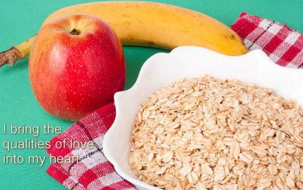 Eat oatmeal to reverse heart disease