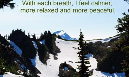 Free and natural stress-relieving remedy