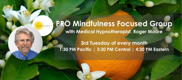 Parkinson's Resource Organization Mindfulness Focused Group