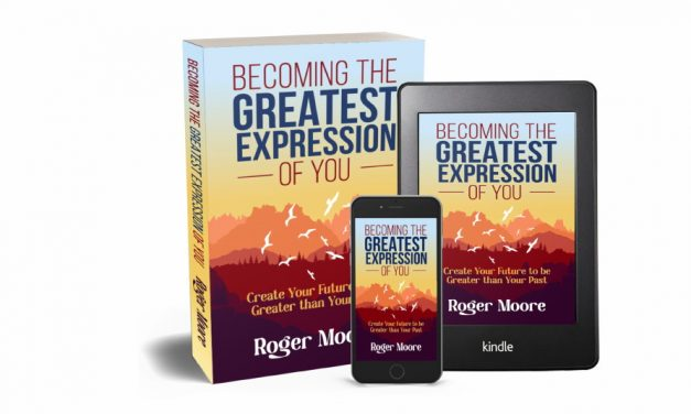 Becoming the Greatest Expression of You – Hot Off the Press!
